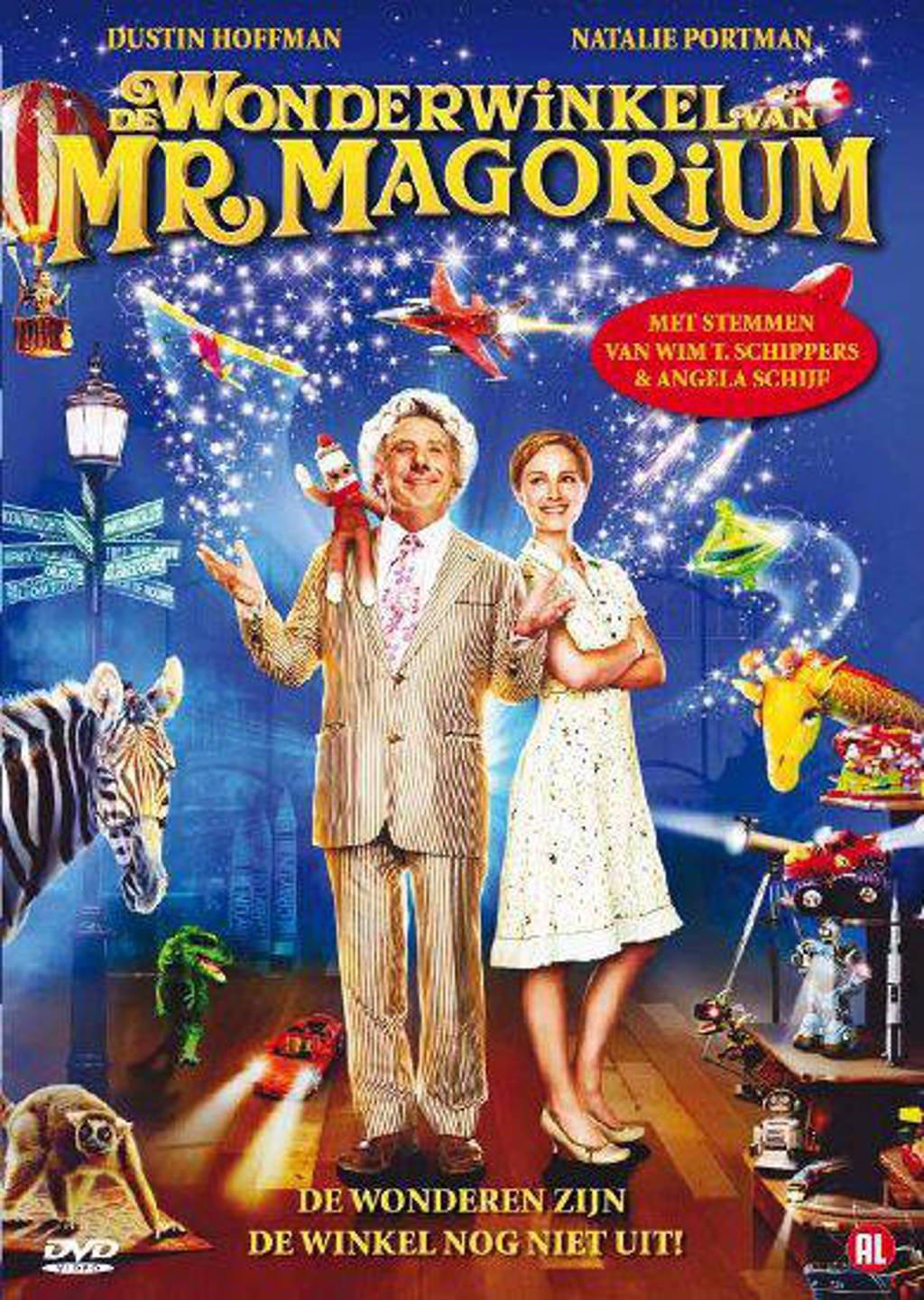 Wonderwinkel van Mr. Magorium (DVD)