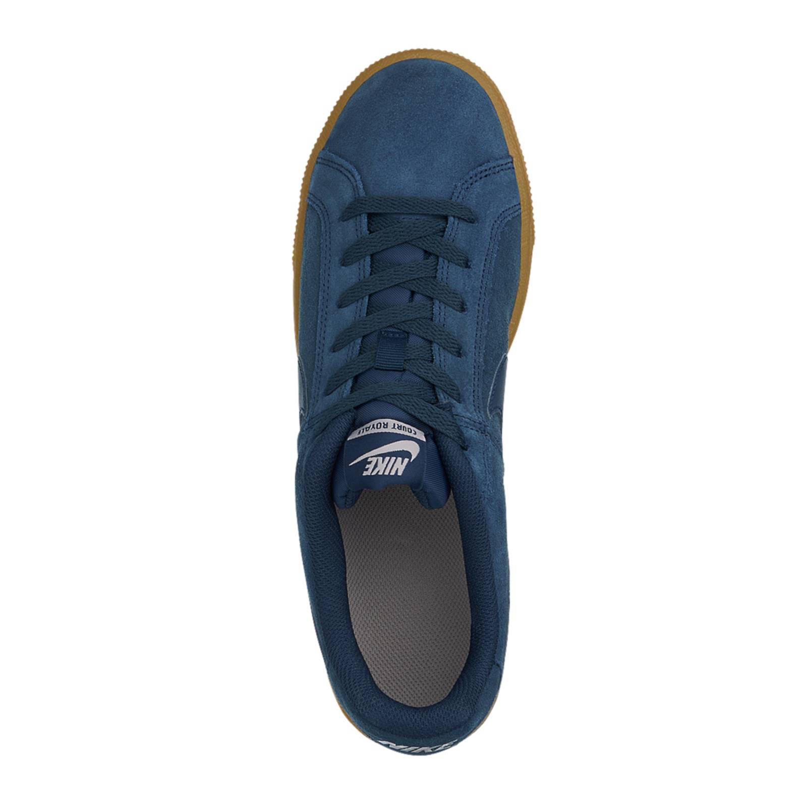 Court Royal suède sneakers