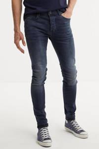 Cars super skinny jeans Dust blue black, Blue black