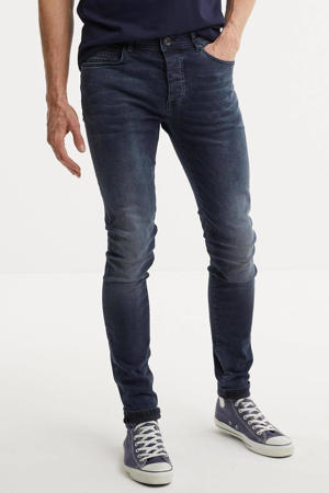 super skinny jeans Dust blue black