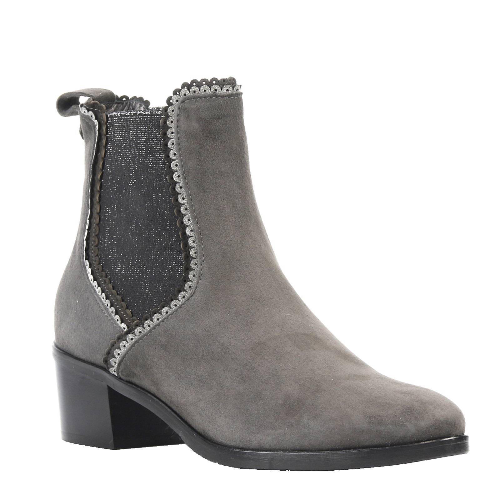 Maripe leren chelsea boots   wehkamp 463b63a72b