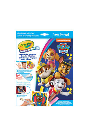 Color Wonder - Box Paw Patrol