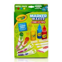 Crayola  Emoji maker navulling