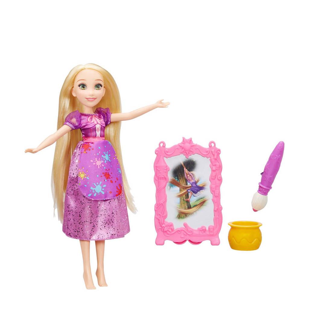 Disney Princess Rapunzel's canvas modepop