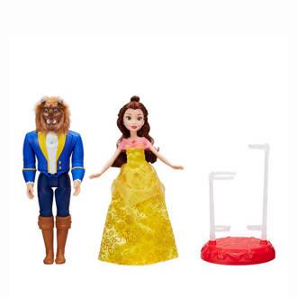 Princess Belle en het Beest deluxe modepop