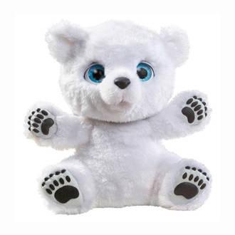snifflin Sawyer, de niezende ijsbeer interactieve knuffel