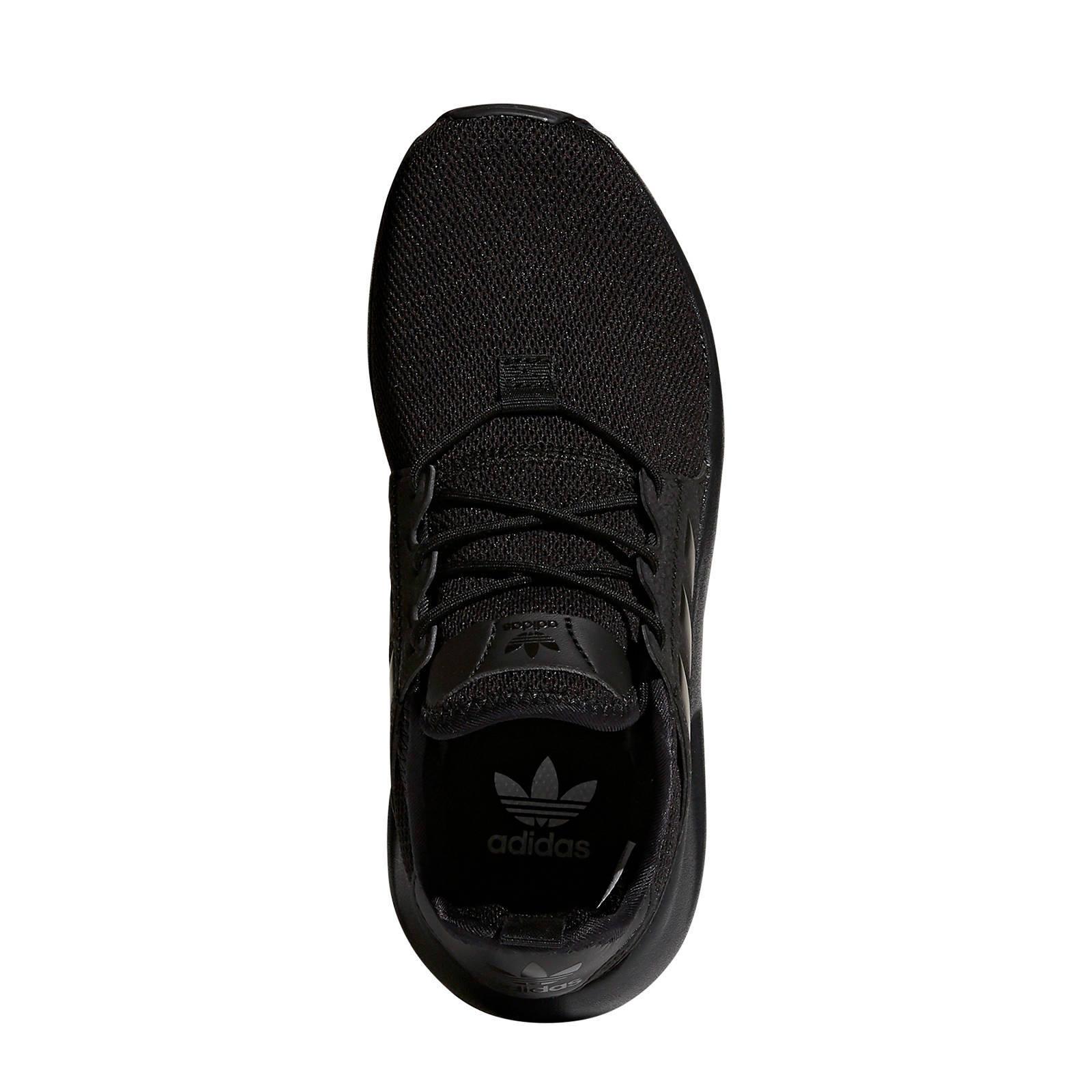 adidas originals sneakers laag 'x_plr' in zwart