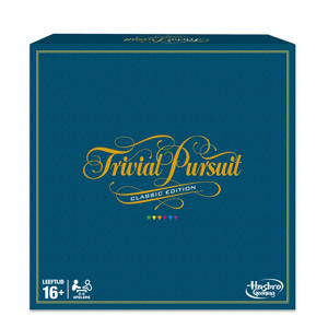 Trivial Pursuit classic bordspel