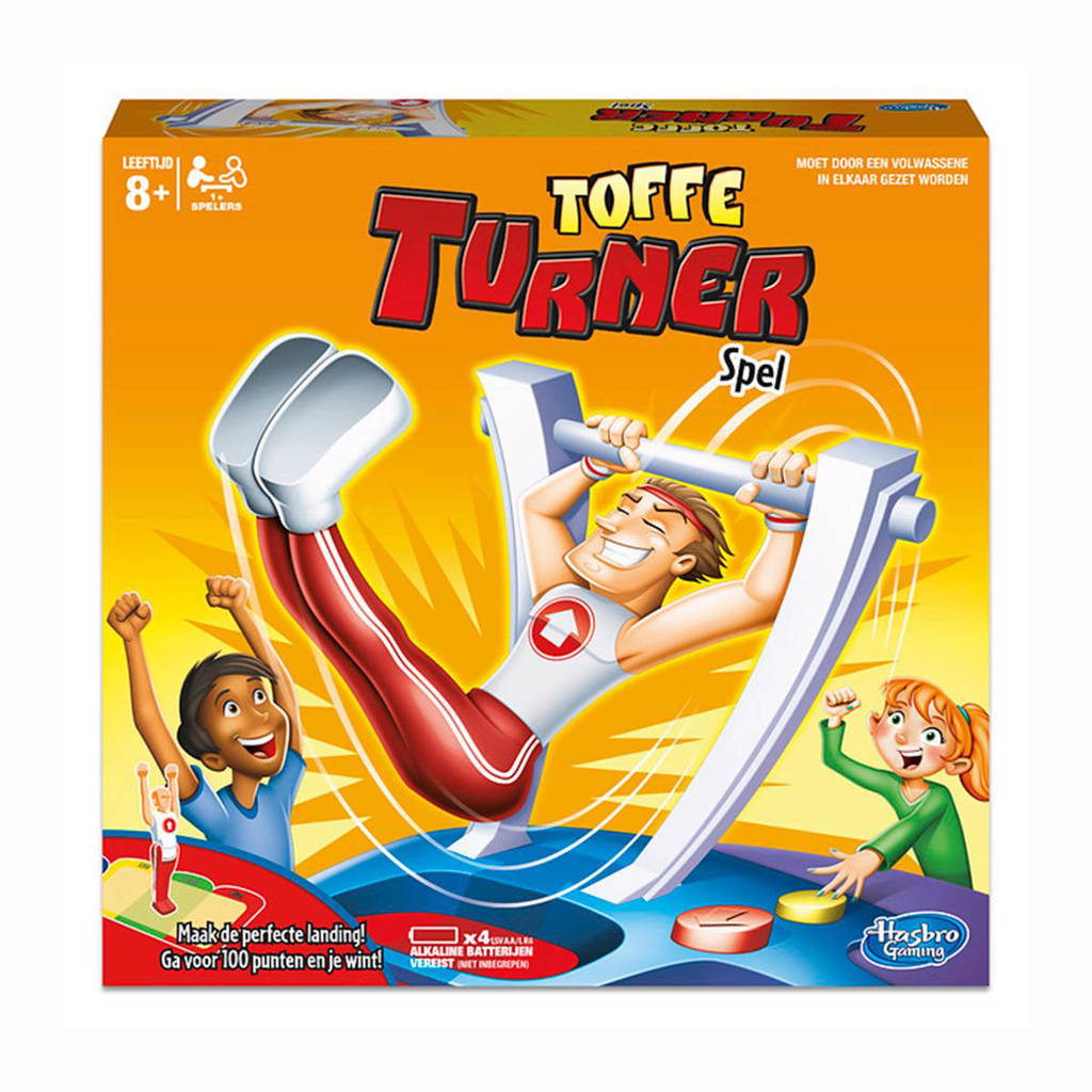 Hasbro Gaming Toffe Turner bordspel