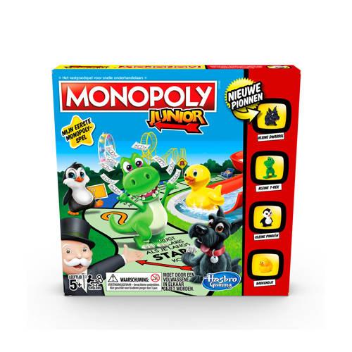 Hasbro Gaming Monopoly junior kinderspel kopen