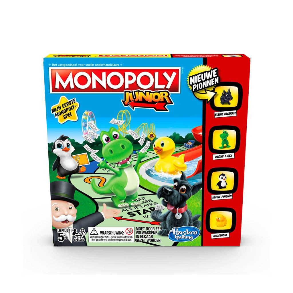 Hasbro Gaming Monopoly junior kinderspel