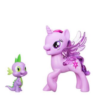 Princess Twilight Sparkle & Spike
