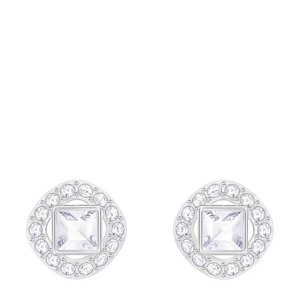 Swarovski oorstekers - 5368146, Zilver