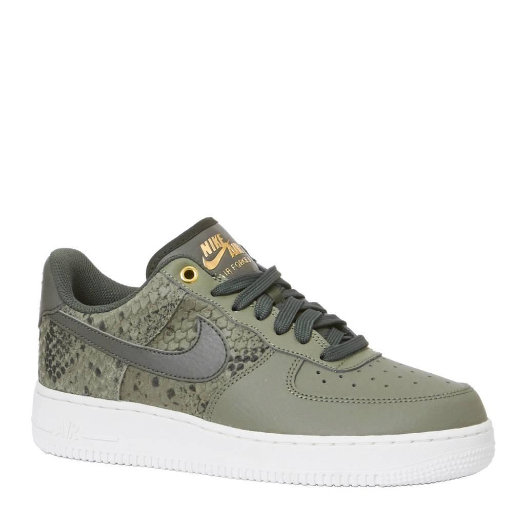 separation shoes cb634 9b2c6 Nike Air Force 1 07 LV8 sneakers, Olijfgroen