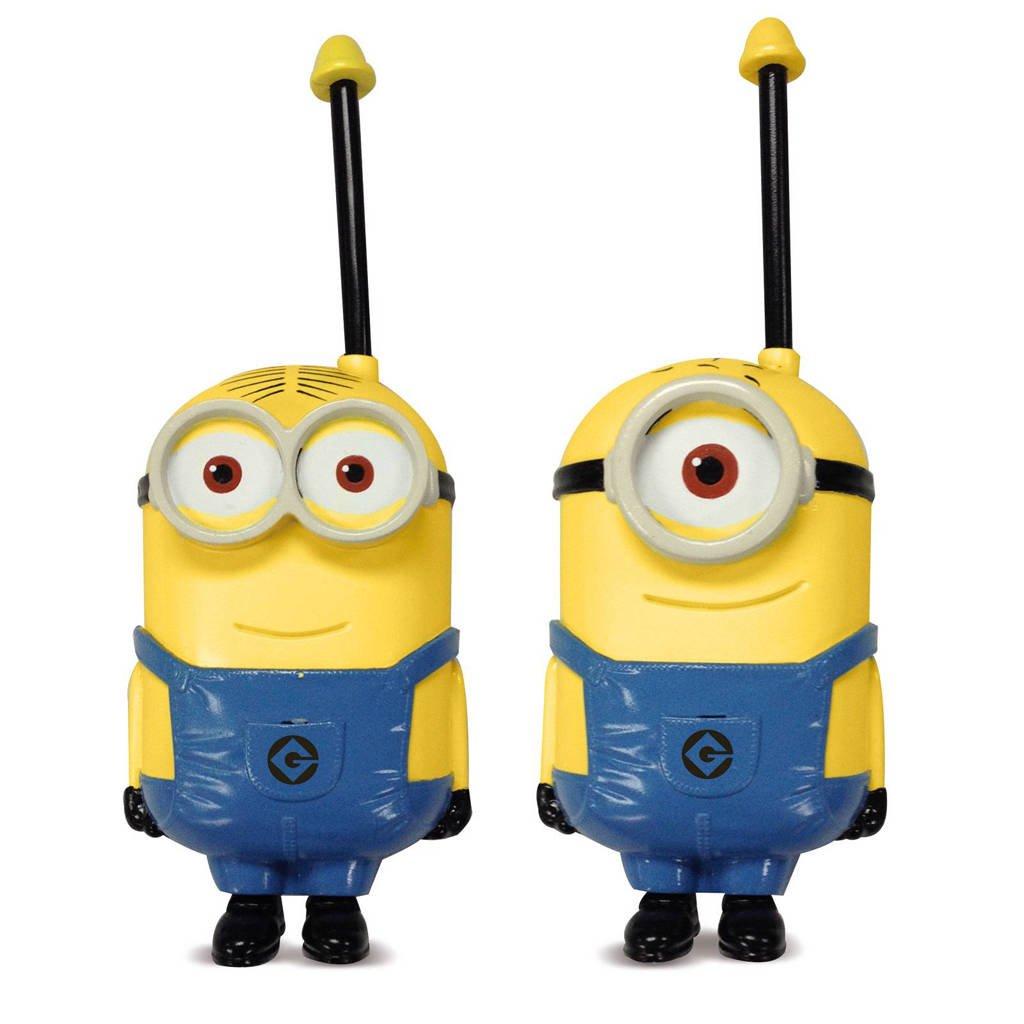Minions  walkie talkie, Geel