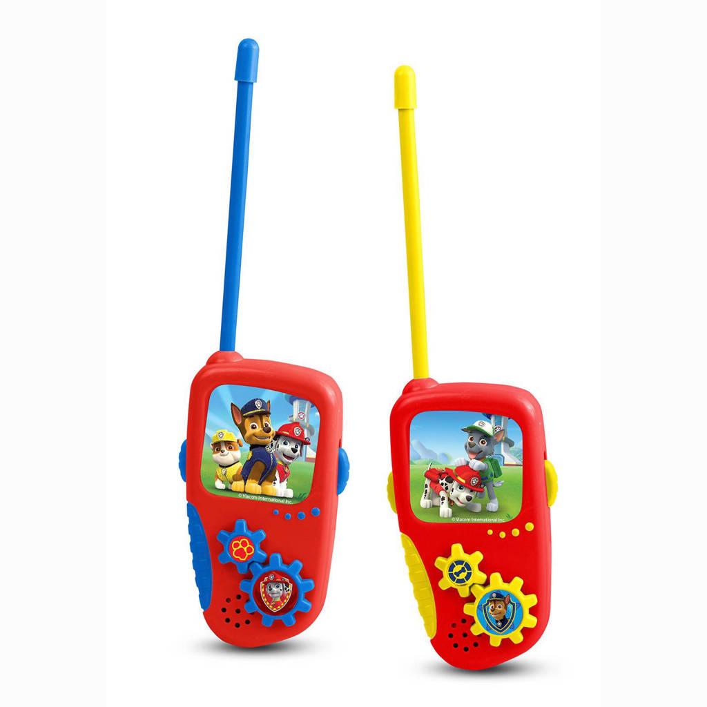 Paw Patrol  walkie talkie, Rood