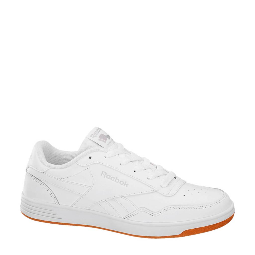 7d56ad45b12 Reebok Techque T leren sneakers | wehkamp