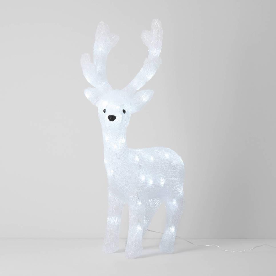 Luca Lighting verlicht rendier | wehkamp
