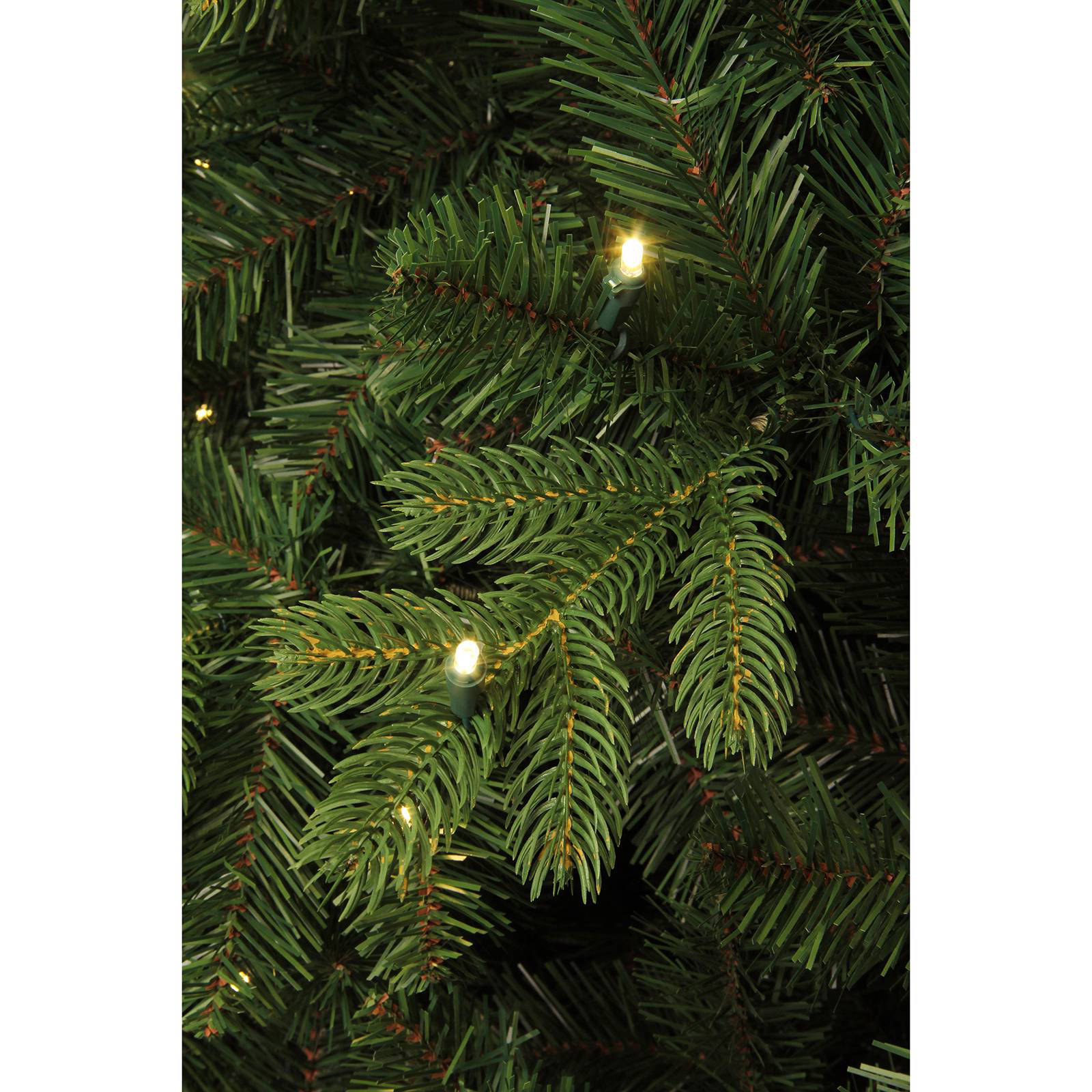 Black Box verlichte kerstboom Milton (h120 x ø81 cm) | wehkamp