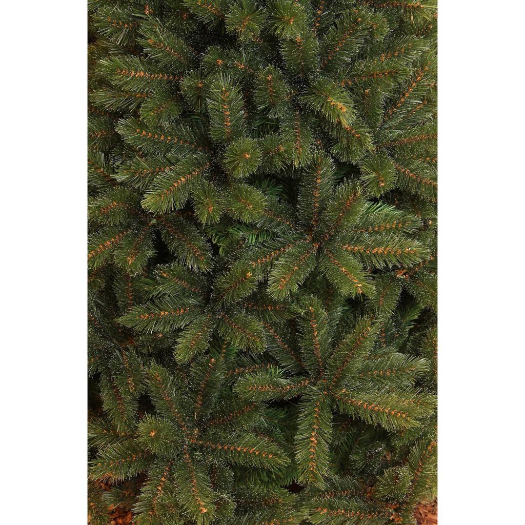 Wonderlijk Triumph Tree halve muur kerstboom Forest Frosted Pine (h185 x ø107 AU-58