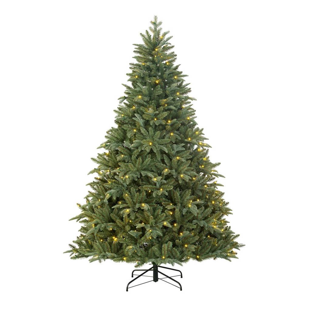 Black Box verlichte kerstboom Bolton (h120 x ø92 cm), Ja