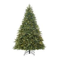 Black Box verlichte kerstboom Bolton (h155 x ø117 cm), Ja