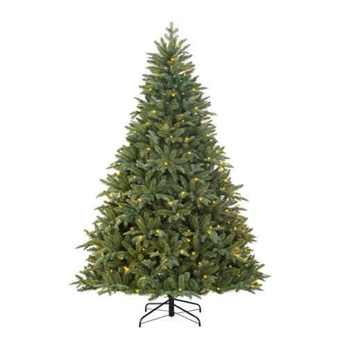Black Box verlichte kerstboom Bolton (h185 x ø132 cm) kopen