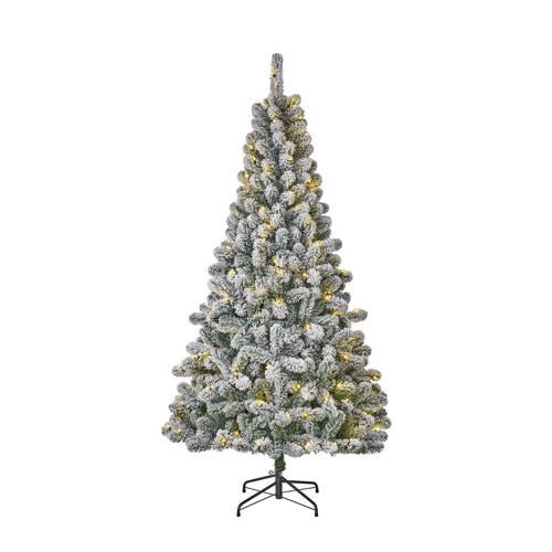 Black Box verlichte kerstboom Millington (h185 x ø109 cm) kopen