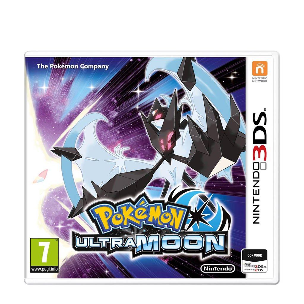 Pokemon Ultra Moon (Nintendo 3DS)