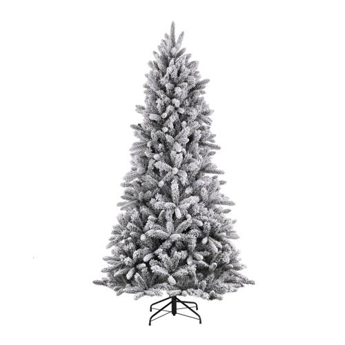 Black Box kerstboom Snowdon (h155 x ø102 cm) kopen
