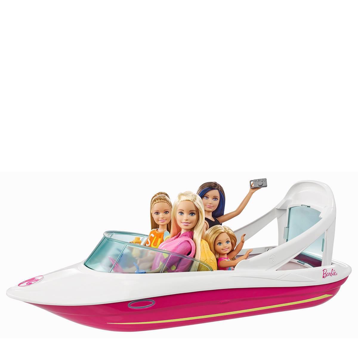 Super Barbie magische dolfijn boot | wehkamp AV-28