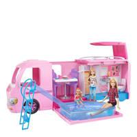 Barbie droomcamper