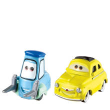 Cars 3 Luigi & Guido die-cast auto's