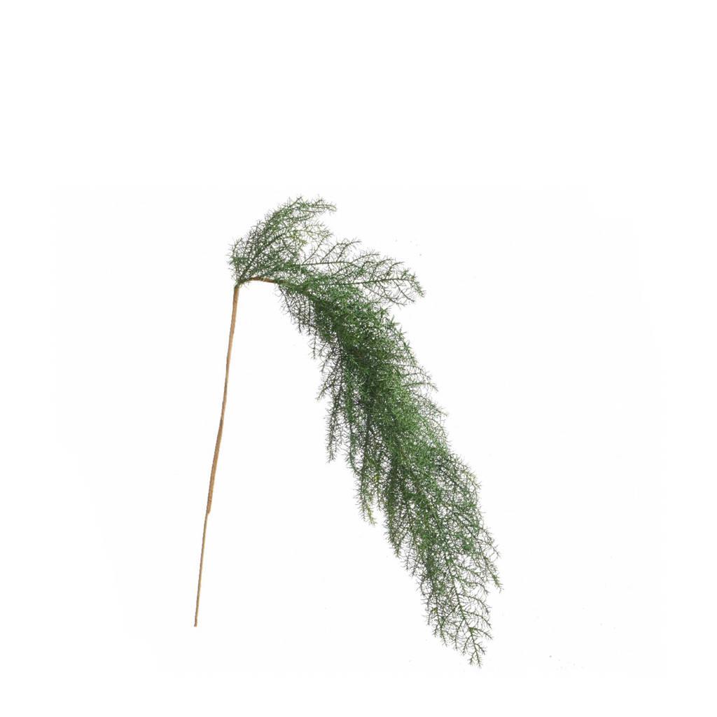 Decoris Kersttak naald, Groen/bruin