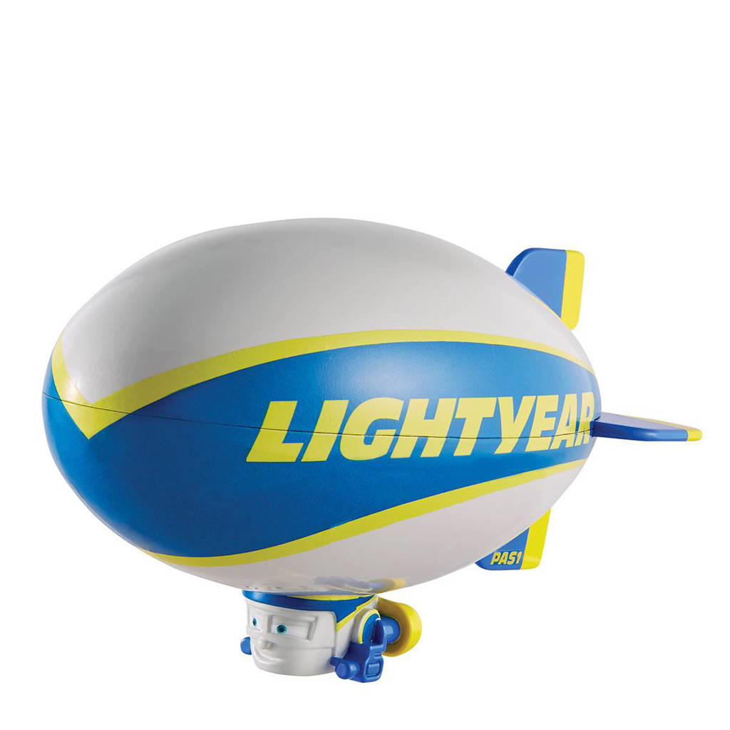 Disney Cars  3 RSN Blimp die-cast zeppelin
