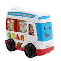 Fisher-Price  Leerplezier in de stadsbus