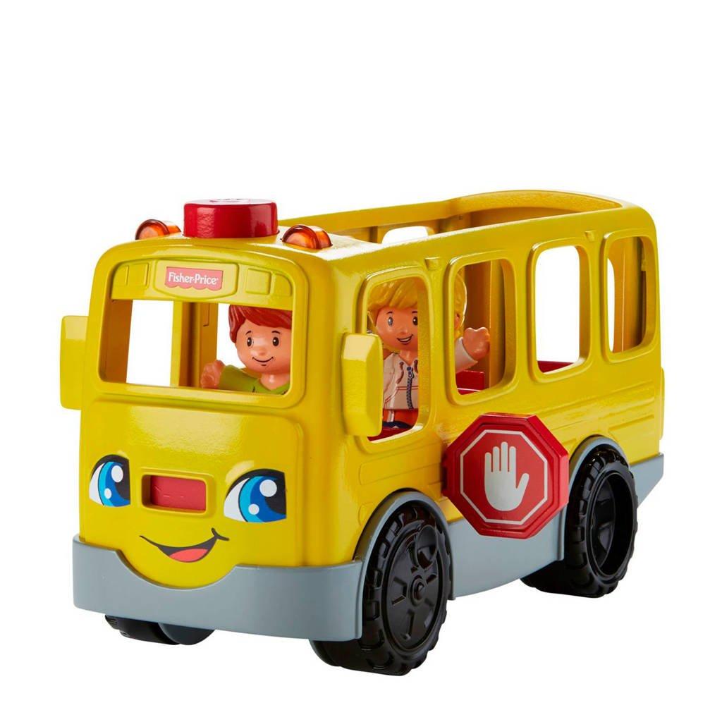 Fisher-Price Little People  zit-naast-mij schoolbus