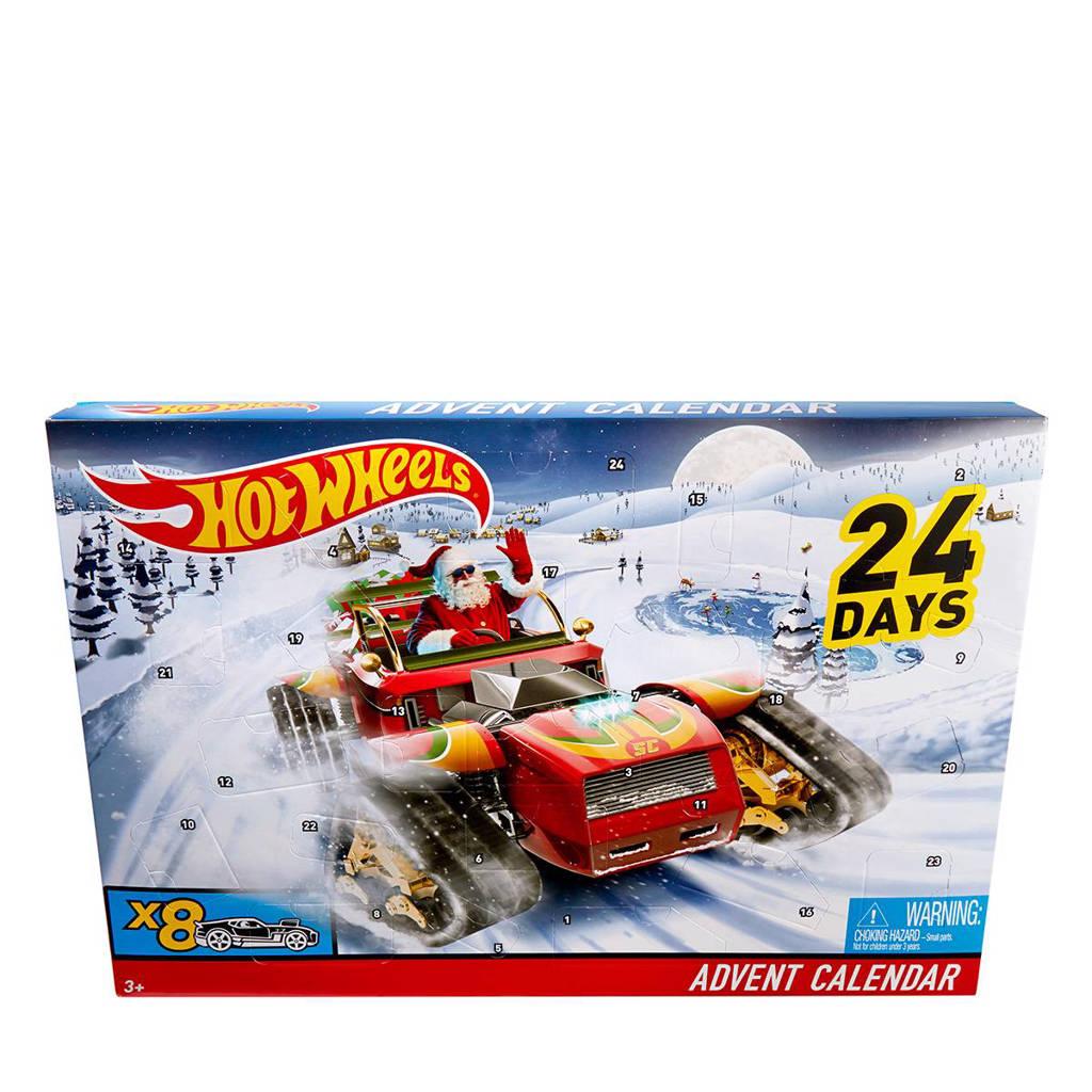 Weihnachtskalender Hot Wheels.Adventskalender