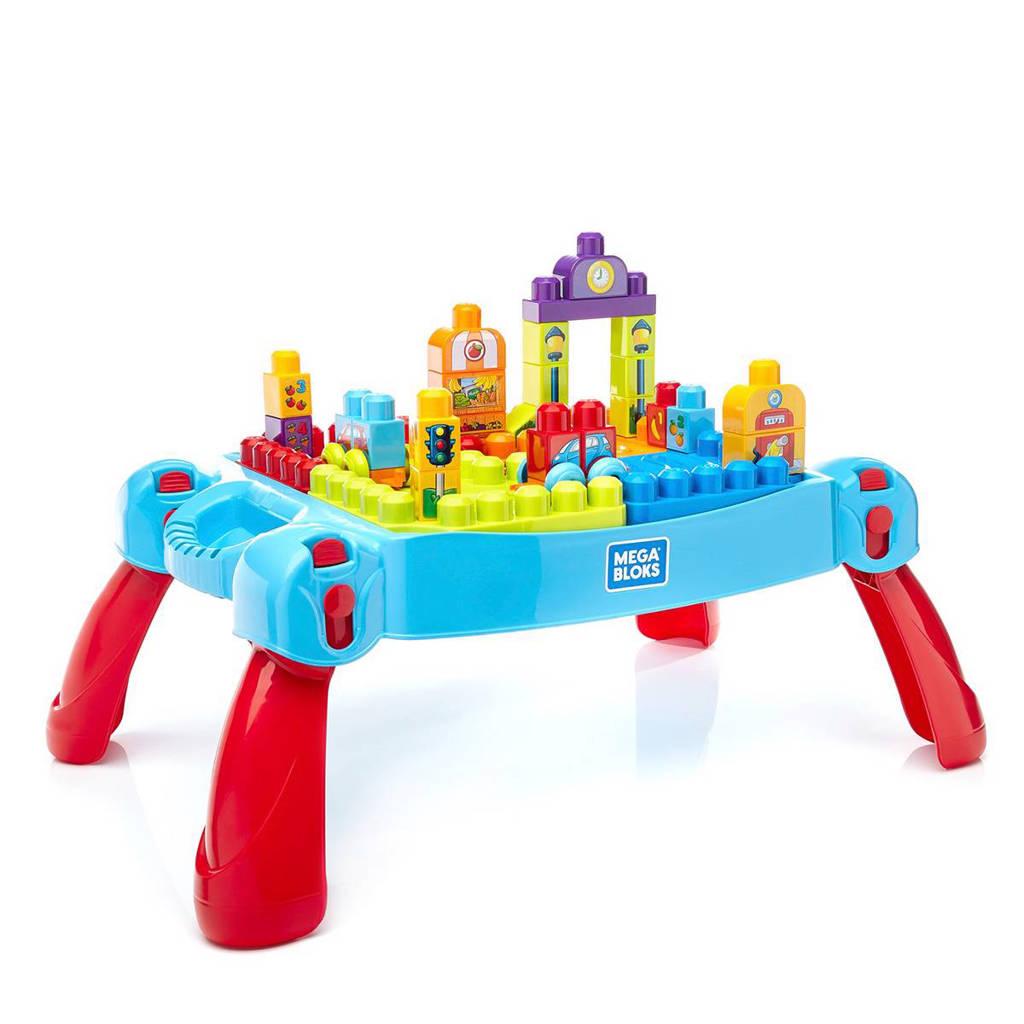 Fisher-Price Mega Bloks  speel- en leertafel