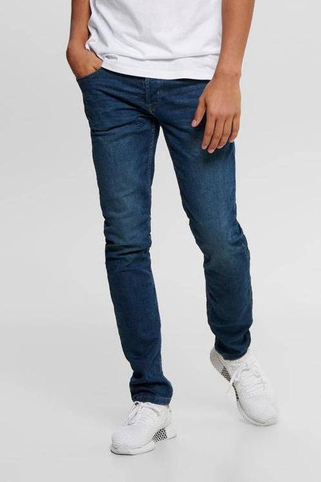 ONLY & SONS slim fit jeans Loom blue denim 8472, Blue Denim 8472