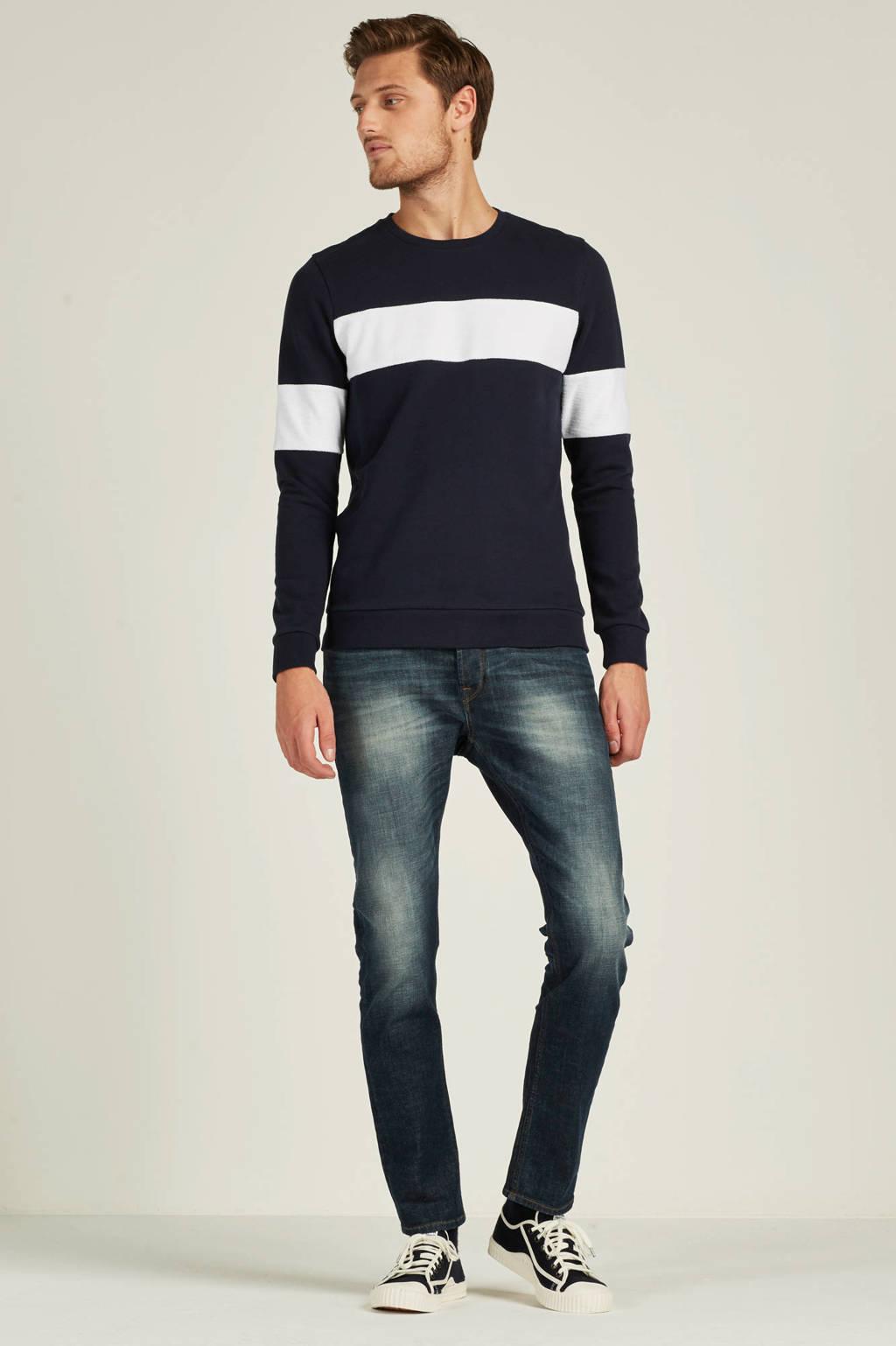 Only & Sons  regular Weft regular fit jeans, Blauw