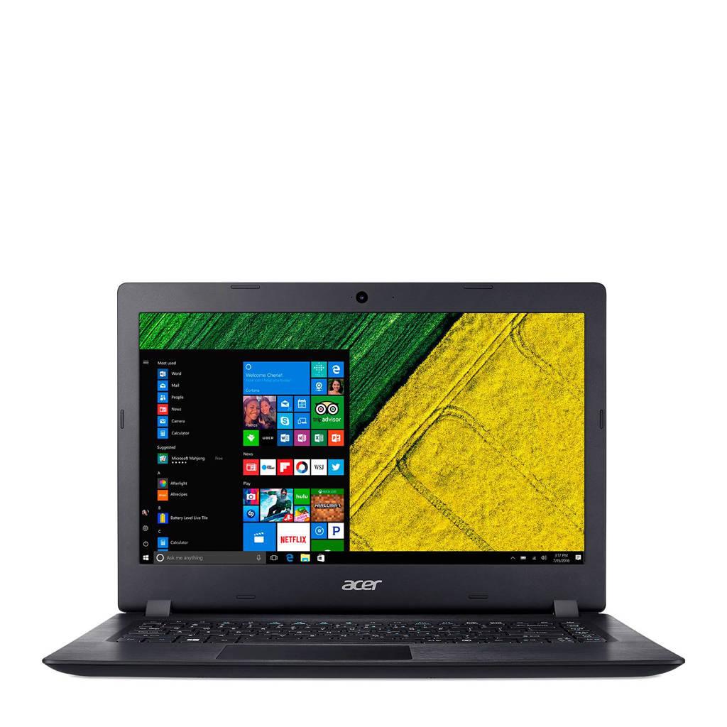 Acer Aspire A314-31-C7CY 14 inch HD ready laptop, Zwart