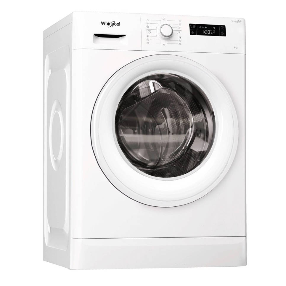 Whirlpool FWF81483WE EU wasmachine