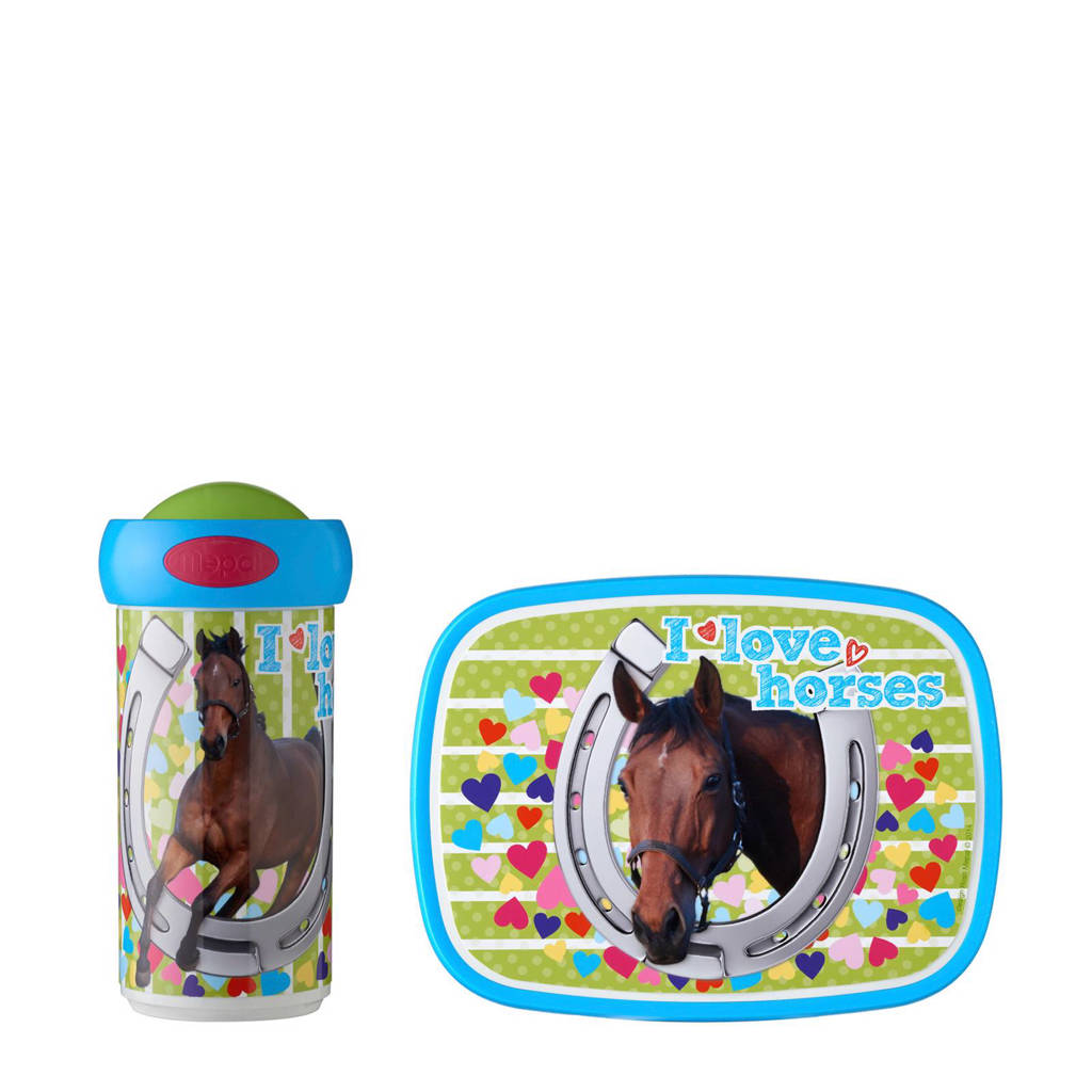 Mepal lunchset My Favourite Horse, Multi