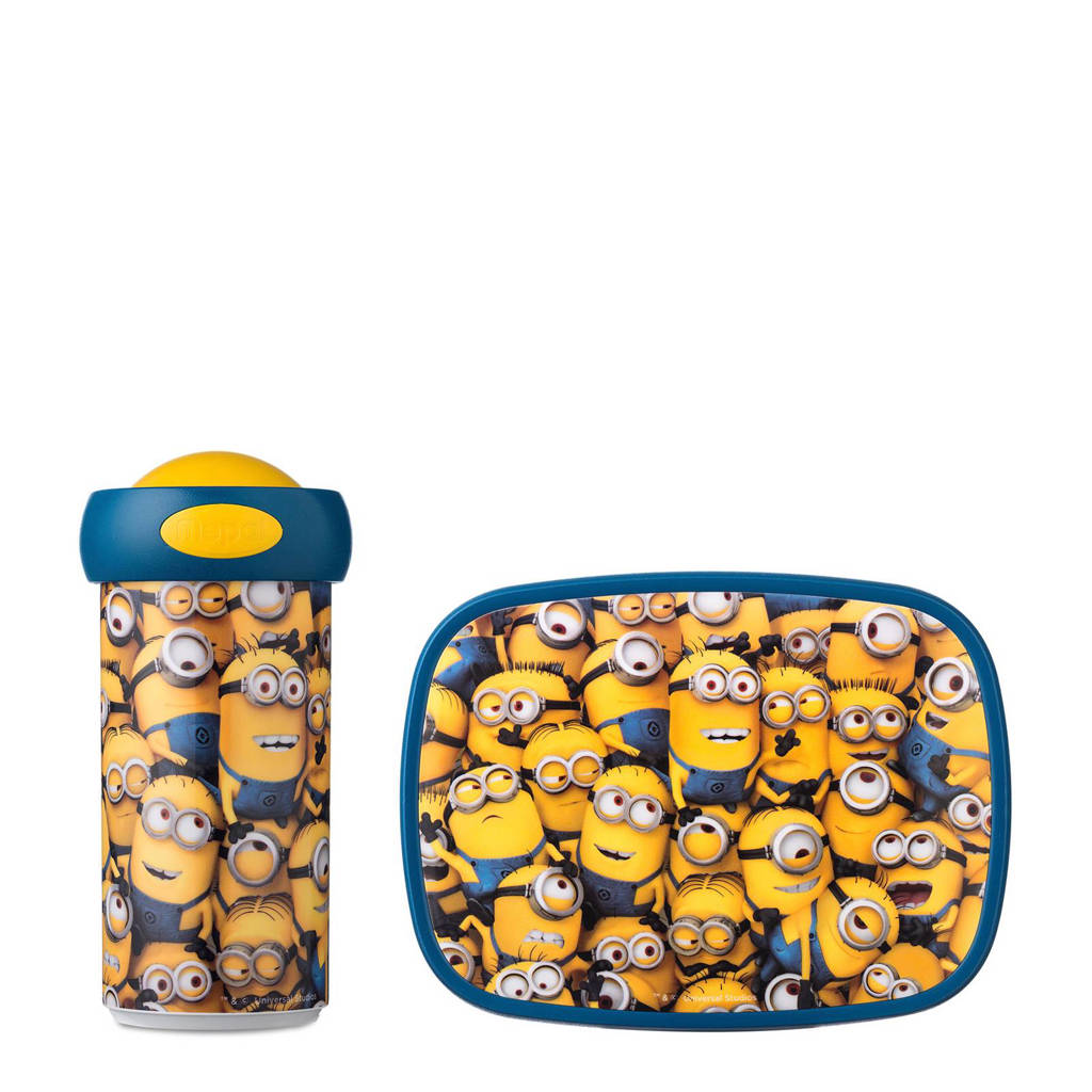 Mepal Campus lunchset - Minions, Multi