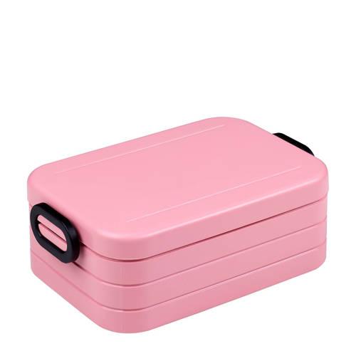 Mepal lunchbox take a break midi nordic pink