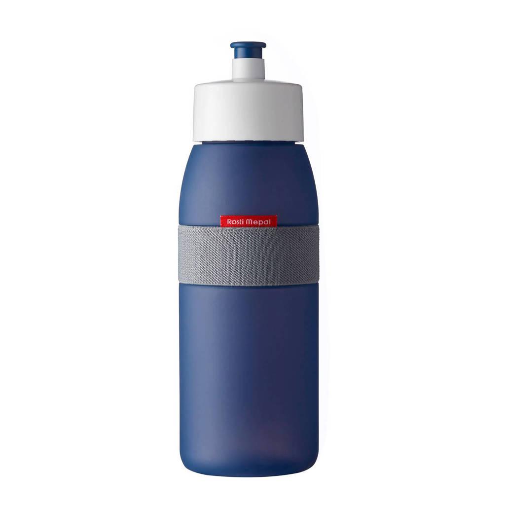 Mepal Ellipse sportbidon (500 ml), Donkerblauw