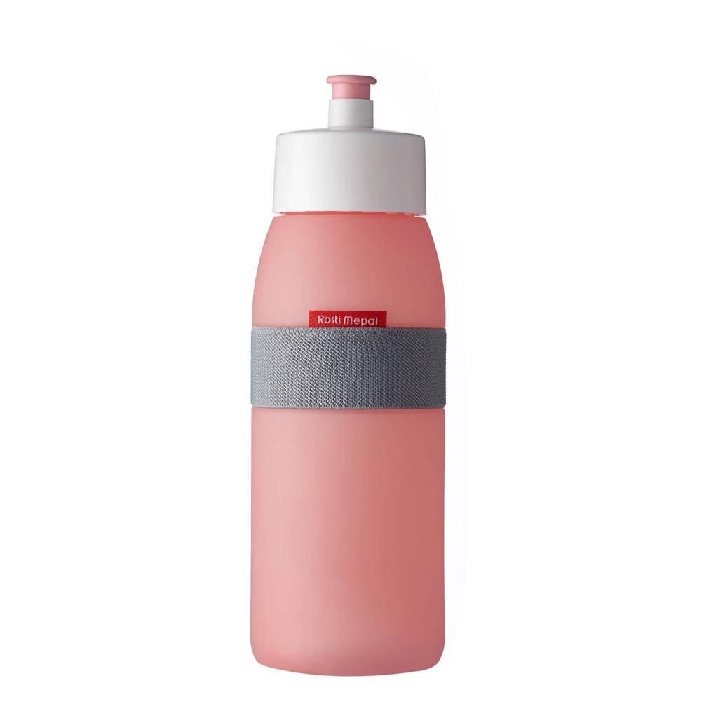 Mepal Ellipse sportbidon (500 ml), Roze