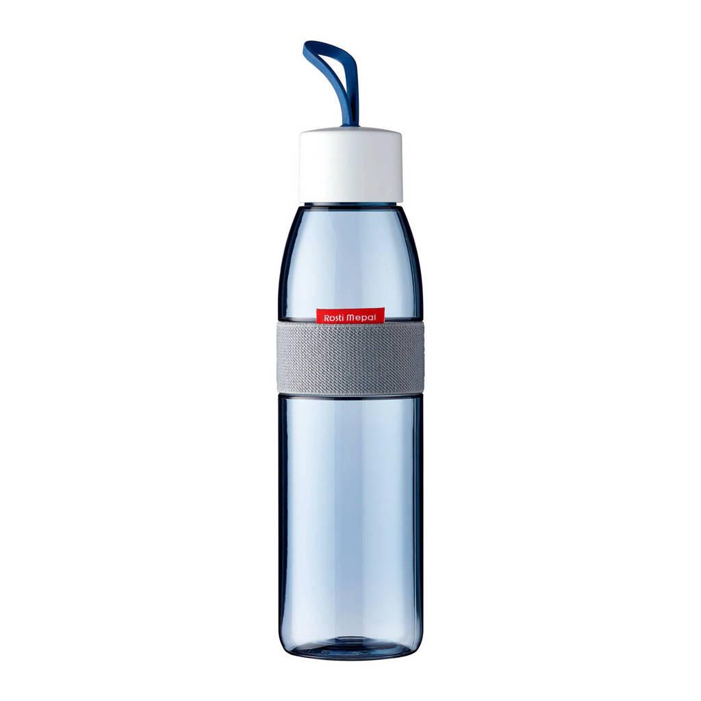 Mepal Ellipse waterfles (500 ml), Blauw