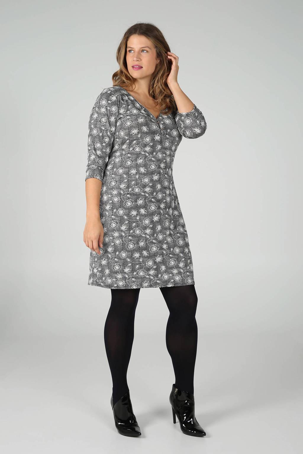 Paprika jurk, Zwart